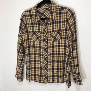 Maurices long sleeve shirt size M